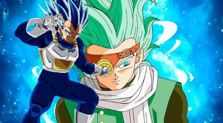 Imagen de Filtrada la primera imagen del manga 74 de Dragon Ball Super