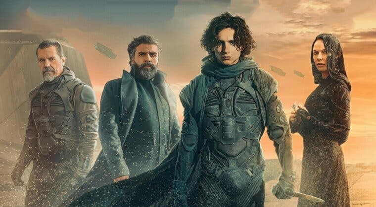Imagen de Todo lo que tienes que saber de Dune: Reparto, argumento, personajes y más