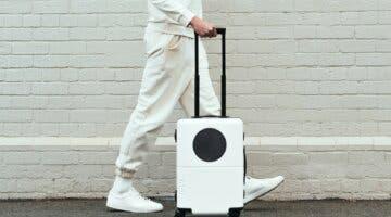 Imagen de Xbox celebra el lanzamiento de Microsoft Flight Simulator en consolas con esta increíble maleta
