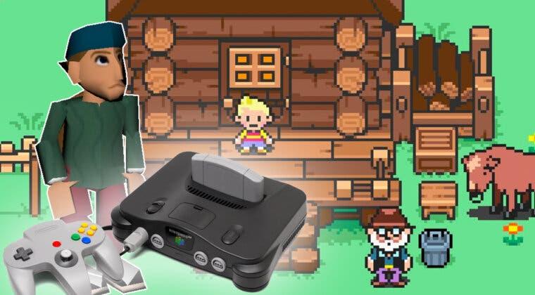 Imagen de Earthbound 64: se filtra más gameplay del cancelado juego de Nintendo 64