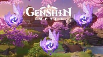 Imagen de Genshin Impact: dónde encontrar todos los Electróculus