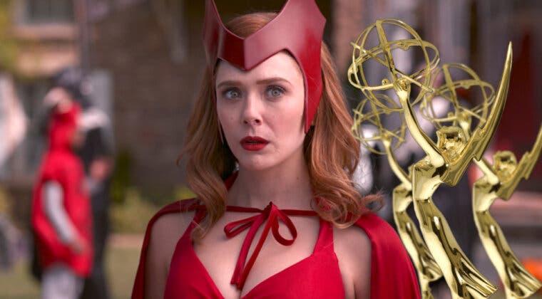 Imagen de Todos los Emmy a los que ha sido nominada Bruja Escarlata y Visión