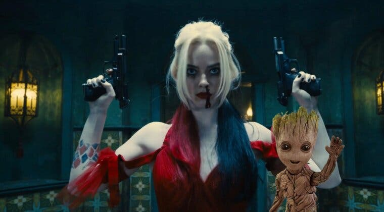 Imagen de James Gunn compara el tono Disney de Guardianes de la Galaxia con el gore de El Escuadrón Suicida