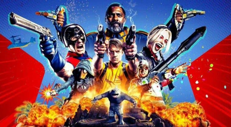 Imagen de El Escuadrón Suicida habría sido la película más vista de DC en HBO Max