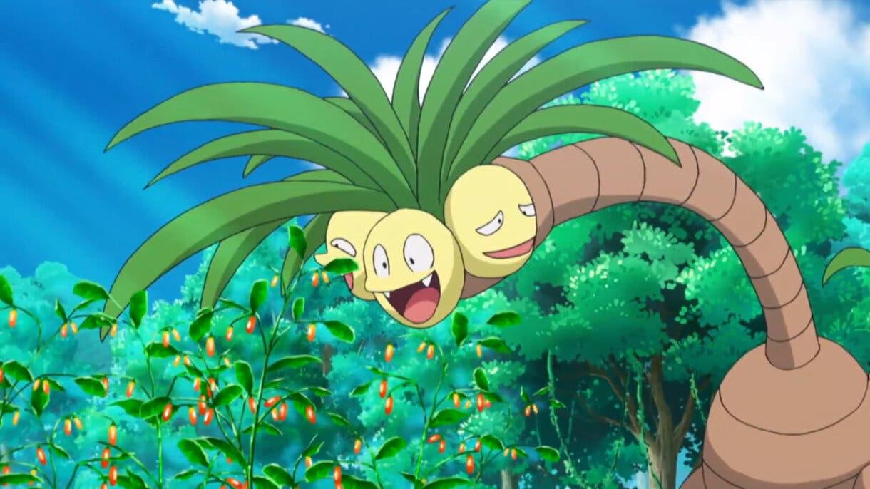Exeggutor de Alola Pokemon