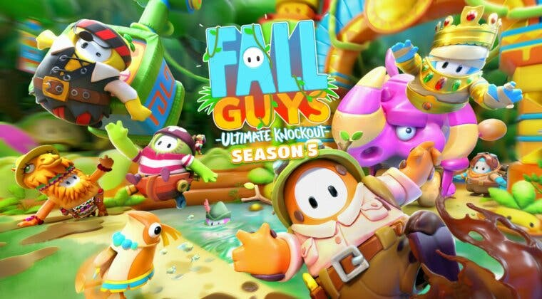 Imagen de Mediatonic desvela la temática de la Temporada 5 de Fall Guys