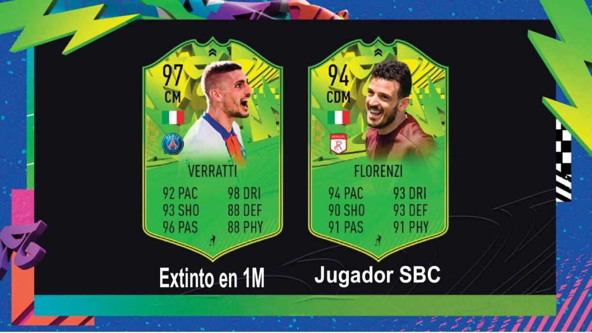 FIFA 21: último seguimiento de las cartas Festival of FUTball + ¿Cuándo llegan las mejoras pendientes? Eurocopa Italia