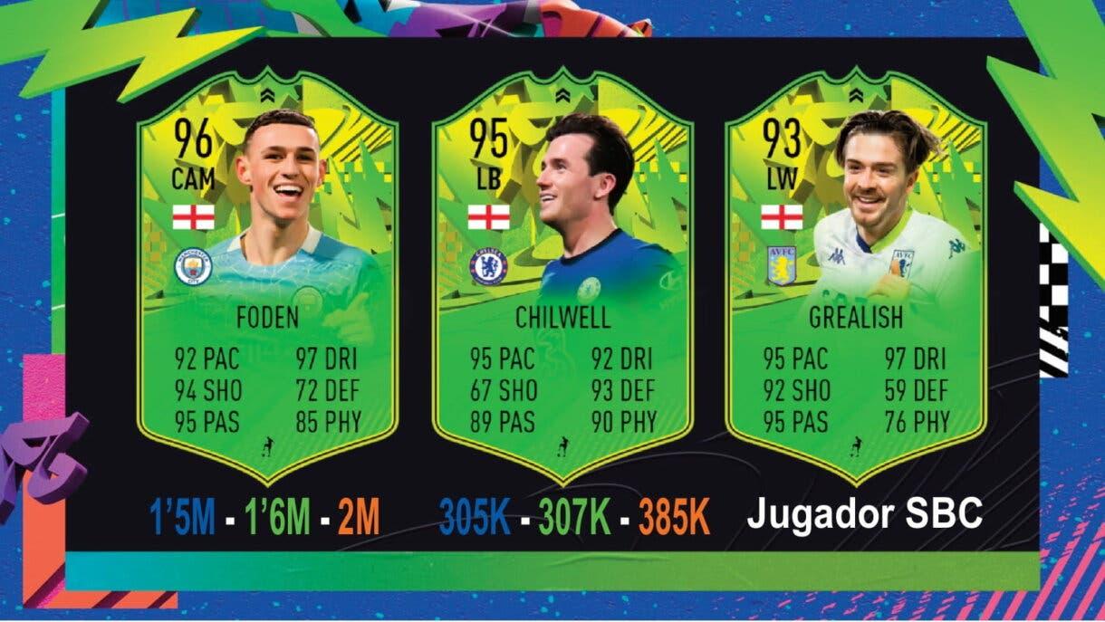 FIFA 21: último seguimiento de las cartas Festival of FUTball + ¿Cuándo llegan las mejoras pendientes? Eurocopa Inglaterra