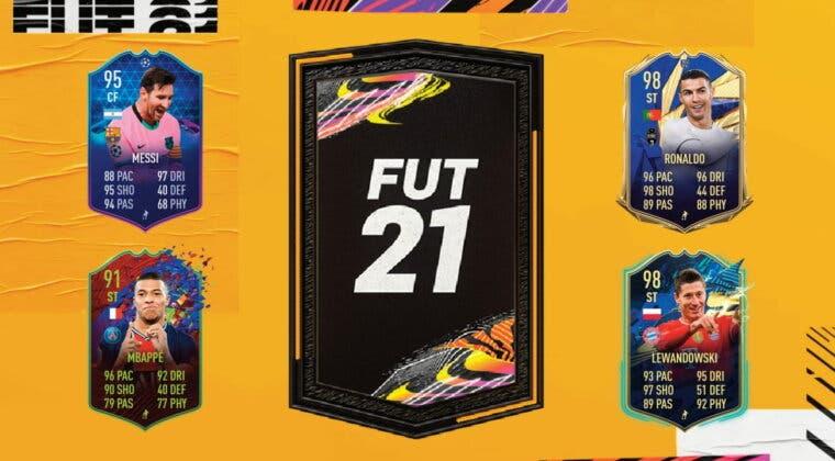 Imagen de FIFA 21: los nuevos Hitos nos permiten conseguir el mejor sobre de Ultimate Team, muchas cartas especiales cedidas y otros packs gratuitos