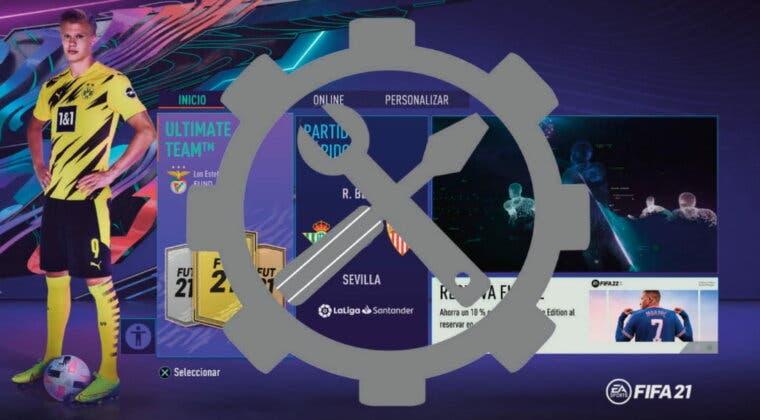 Imagen de FIFA 21: no podremos jugar a los modos online (Ultimate Team, Volta...) durante algunas horas por el nuevo mantenimiento
