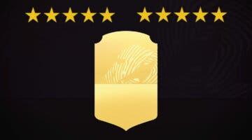 Imagen de FIFA 22: este jugador se uniría al selecto club de cartas con cinco estrellas de skills y pierna mala