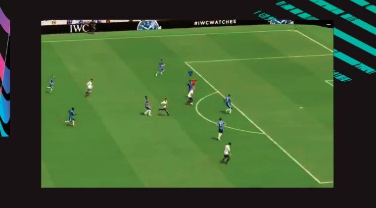 Imagen de FIFA 22: EA Sports muestra el primer gameplay real en este adelanto