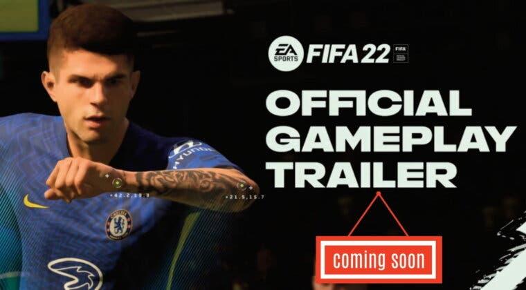 Imagen de FIFA 22: fecha y hora en cada país del nuevo tráiler oficial centrado en el gameplay