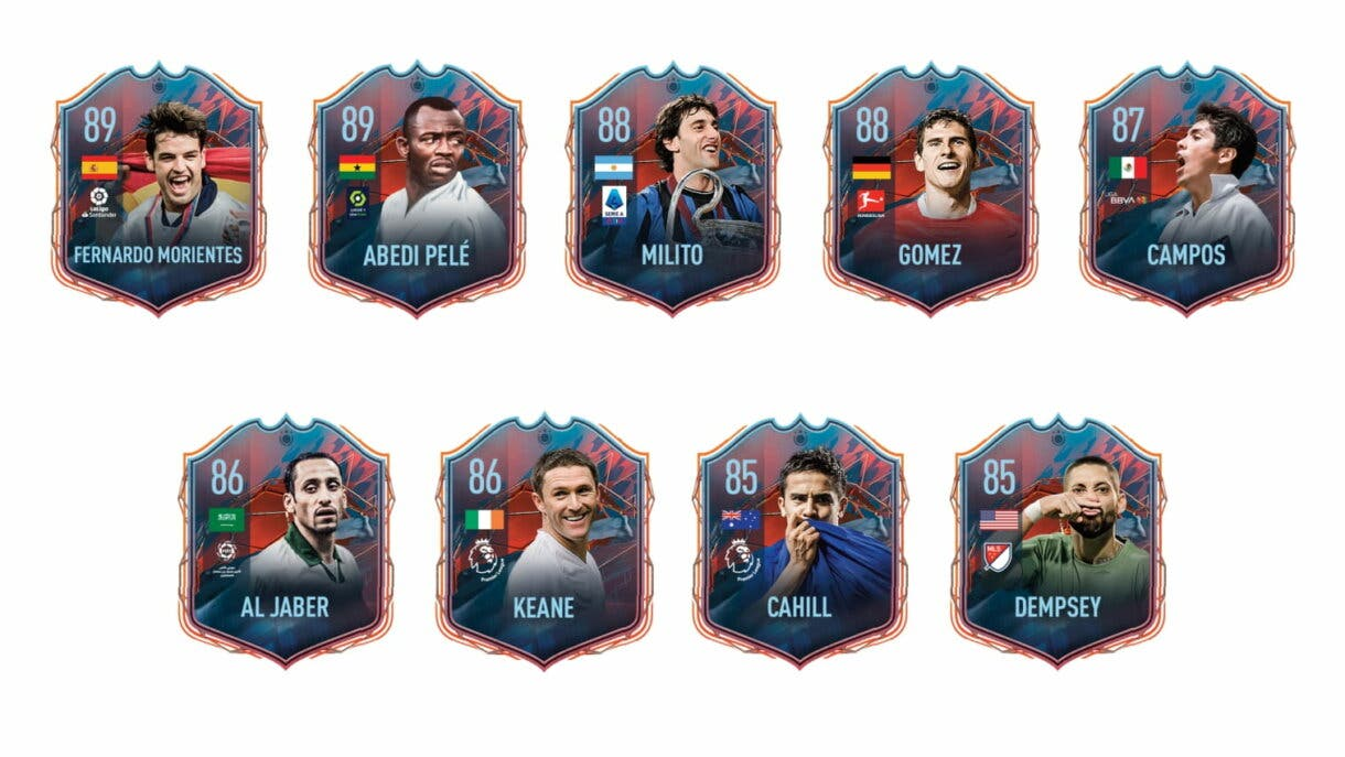 FIFA 22: EA Sports confirma otro jugador FUT Heroes Ultimate Team