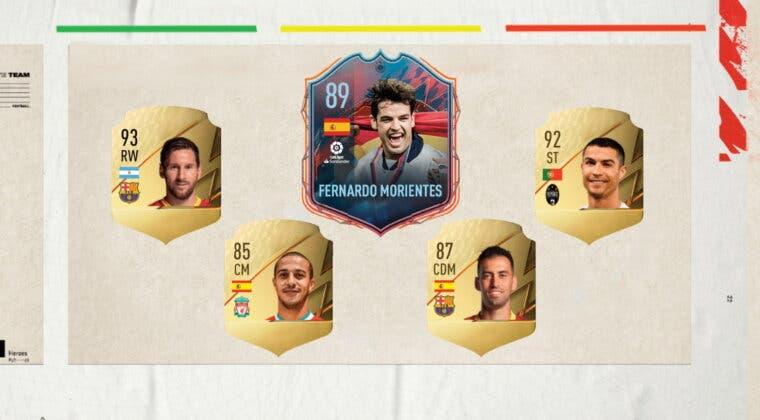 Imagen de FIFA 22: EA Sports confirma cómo funcionan los links de las cartas Héroes FUT