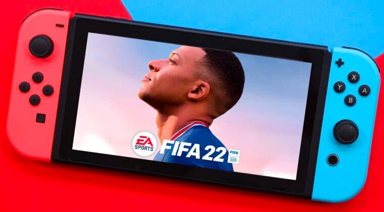 Imagen de FIFA 22 llegará a Nintendo Switch pero en una edición Legacy