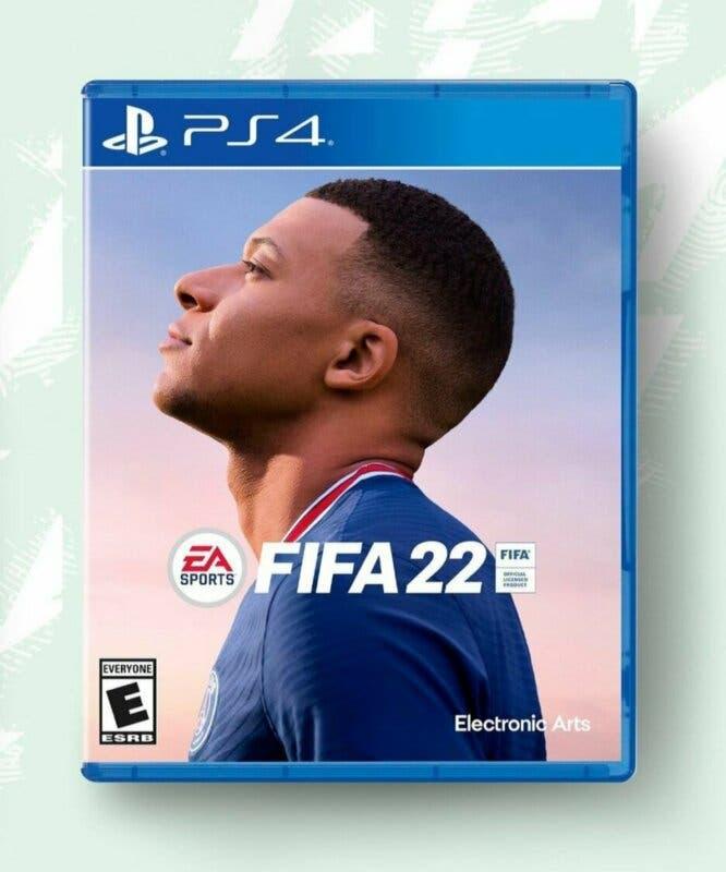 FIFA 22 ya disponible para reservar. Estas son sus ediciones, precios y contenido portada PS4