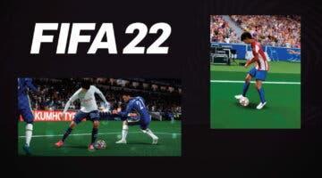 Imagen de FIFA 22: confirmados estos destacables cambios en el sistema de regates (nuevas skills, movimientos eliminados...)