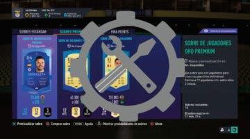 Imagen de FIFA 21: aparecerán sobres previsualizables durante FUTTIES + Mantenimiento programado de Ultimate Team