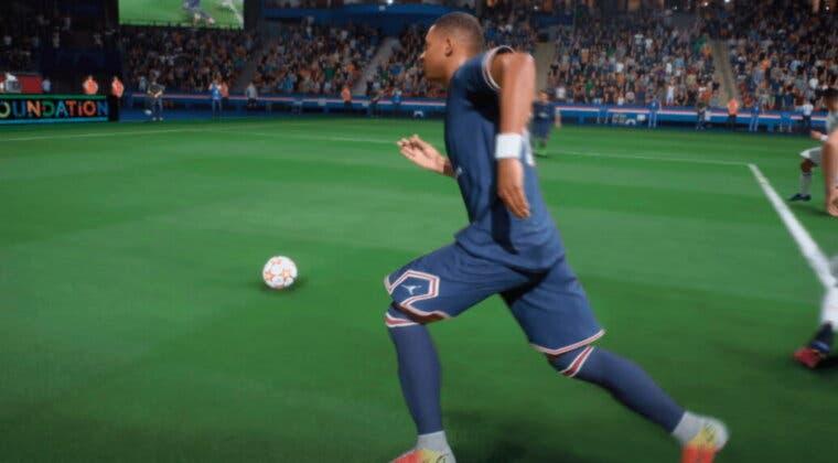 """Imagen de FIFA 22: así funciona el """"sprint explosivo"""", uno de los nuevos movimientos para regatear. ¿Sustituirá al autopase?"""