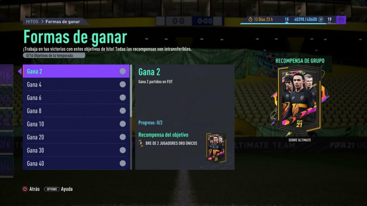 """FIFA 21: así podemos conseguir muchos sobres gratuitos durante FUTTIES Hitos """"Formas de ganar"""""""
