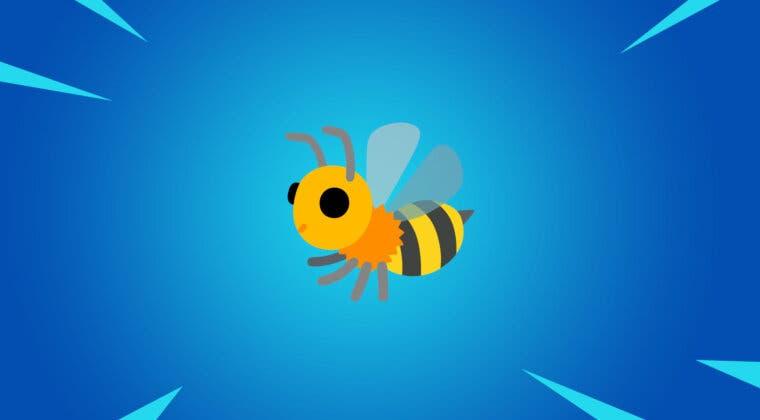 Imagen de Fortnite filtra dos objetos relacionados con abejas que nunca llegaron a ver la luz en el juego