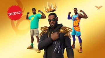 Imagen de La nueva skin de Lebron James llega a la tienda de Fortnite; este es su precio, aspecto y complementos