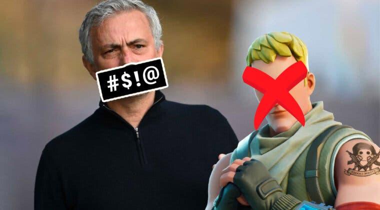 Imagen de Fortnite es una 'pesadilla': esta es la opinión de Jose Mourinho sobre el popular juego