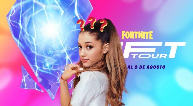 Imagen de Fortnite lanza nuevos teasers del supuesto concierto de Ariana Grande
