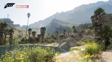 Imagen de Desde costas y desiertos hasta volcanes: Estos son todos los biomas de Forza Horizon 5