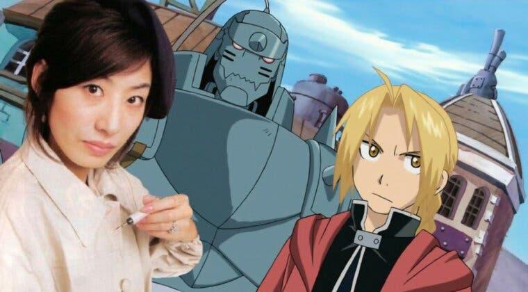Imagen de La autora de Fullmetal Alchemist, Hiromu Arakawa, comenzará un nuevo manga
