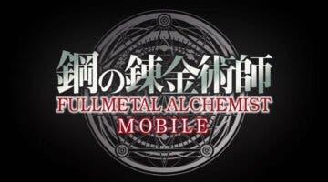 Imagen de Fullmetal Alchemist anuncia un nuevo juego para dispositivos móviles