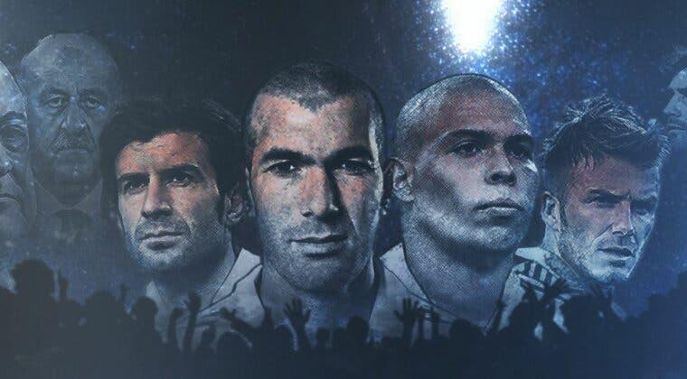 Imagen de Si aun no has visto Galácticos échale un ojo a este avance en EXCLUSIVA sobre el Real Madrid más odiado