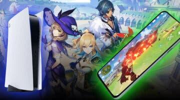 Imagen de Guía completa de cross-save entre PS4, PS5 y PC para Genshin Impact