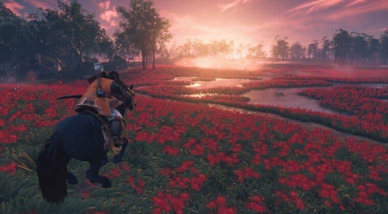Imagen de Ghost of Tsushima hace gala de la belleza de sus parajes en este espectacular vídeo