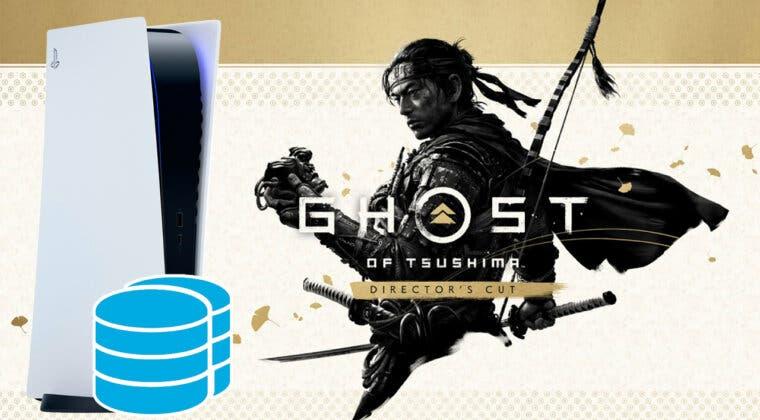Imagen de ¿Cuánto pesa Ghost of Tsushima: Director's Cut en PS5? Este es el espacio que necesitas