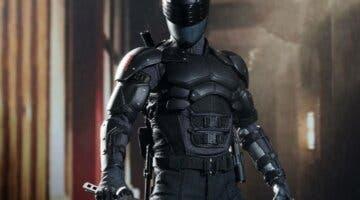 Imagen de ¿El final de la saga G.I. Joe? Snake Eyes se estrella en taquilla