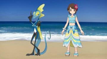 Imagen de Pokémon Masters EX: Así es la pareja de compis formada por Gloria e Inteleon