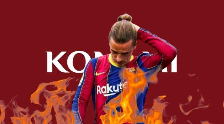Imagen de En Japón no están contentos con la disculpa del FC Barcelona tras el incidente de Griezmann y Konami