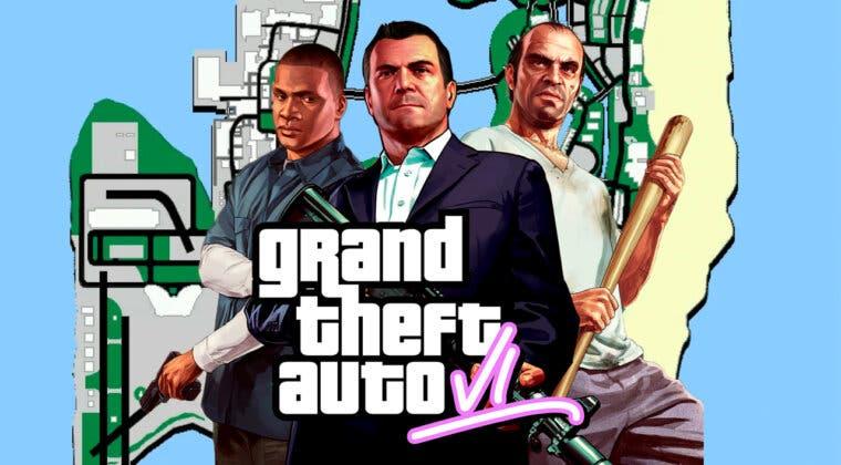 Imagen de GTA 6: si este vídeo es real, se habría filtrado el mapa de Vice City al completo y sus actividades