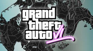Imagen de Recrean cómo quedaría el supuesto mapa filtrado de GTA 6; así se vería Vice City