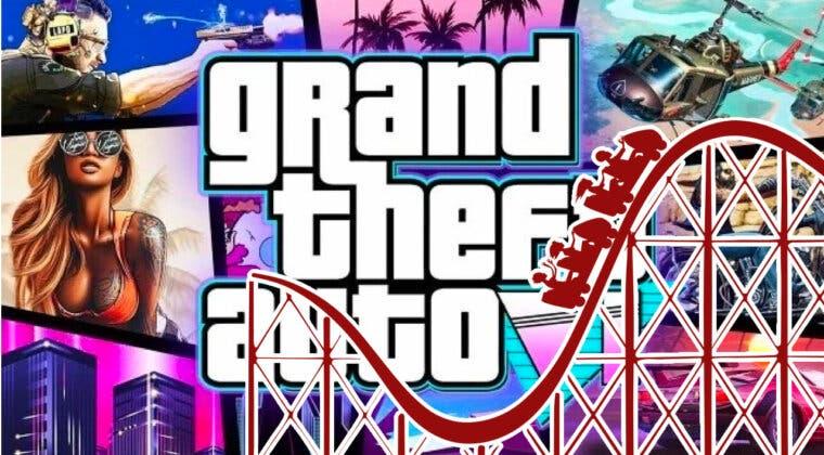 Imagen de GTA 6: surge una imagen de un parque de atracciones y la comunidad ha enloquecido