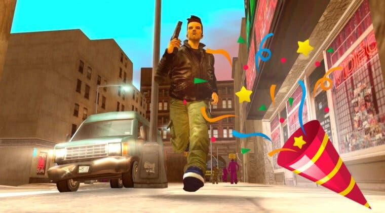 Imagen de GTA III: así es como Rockstar celebrará el 20º aniversario del clásico