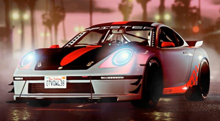Imagen de GTA Online recibe un nuevo coche en su más reciente actualización: consigue 250.000$ gratis y más