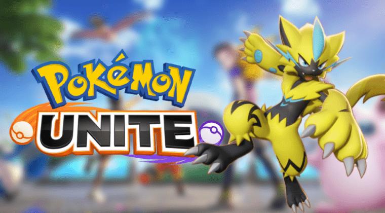 Imagen de Pokémon Unite: guía de build para Zeraora con los mejores objetos, movimientos y más