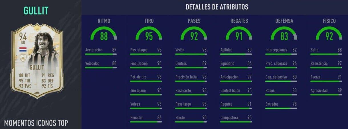 FIFA 21: Gullit Moments ya está disponible como SBC de Icono... Aunque para conseguirlo debemos sacrificar una enorme cantidad de plantillas Ultimate Team