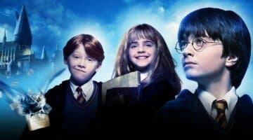 Imagen de Harry Potter y la Piedra Filosofal celebra su 20 aniversario, ¿qué día vuelve a los cines?