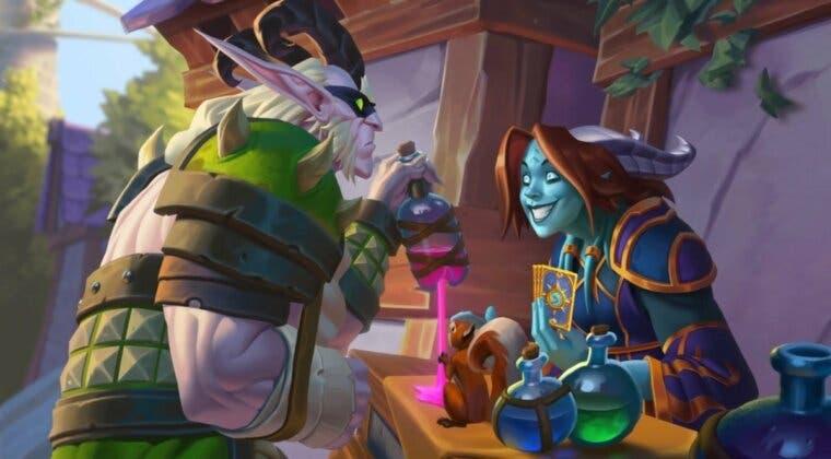 Imagen de El diseñador de Hearthstone aclara el futuro del juego; no sucederá como con World of Warcraft