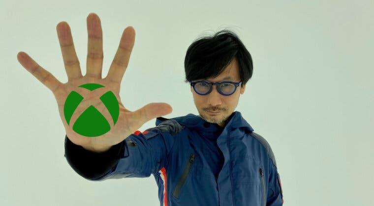 Imagen de Inician una petición para que se cancele el juego de Kojima exclusivo de Xbox