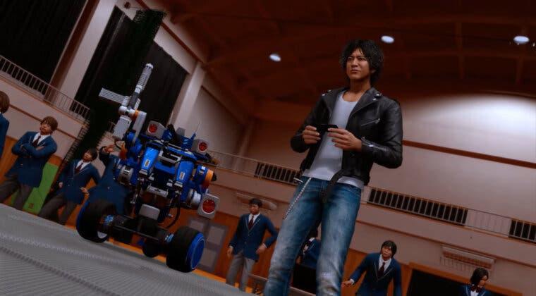 Imagen de Vuelve la locura de Lost Judgment con un espectacular tráiler gameplay en el State of Play